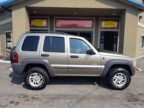 2004 Jeep Liberty for sale in Garden City, ID