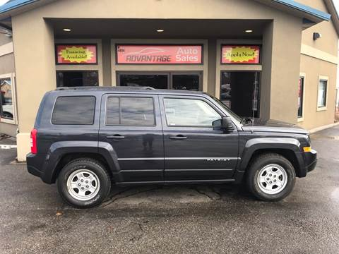 2015 Jeep Patriot for sale in Garden City, ID
