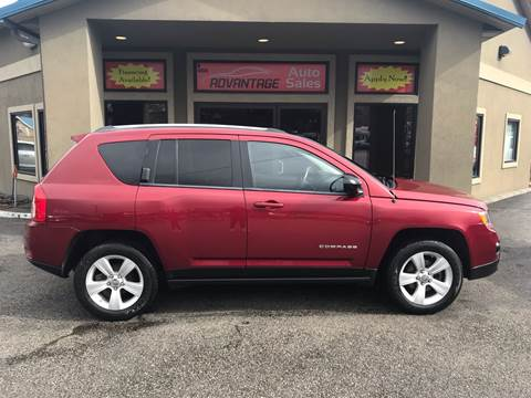 2012 Jeep Compass for sale in Garden City, ID