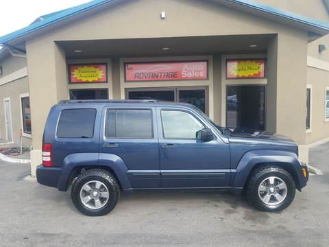 2008 Jeep Liberty for sale in Garden City, ID