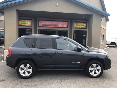 2014 Jeep Compass for sale in Garden City, ID
