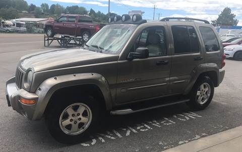 2003 Jeep Liberty for sale in Garden City, ID