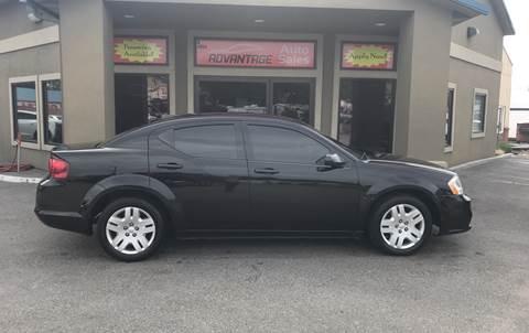 2014 Dodge Avenger for sale in Garden City, ID