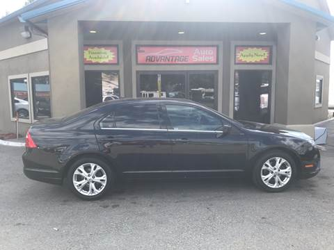 2012 Ford Fusion for sale in Garden City, ID