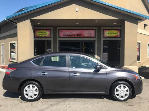 2014 Nissan Sentra for sale in Garden City, ID