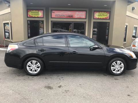 2012 Nissan Altima for sale in Garden City, ID