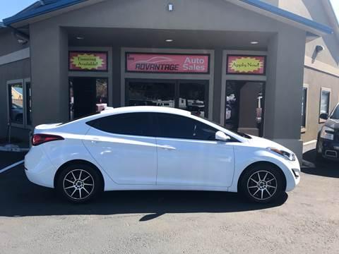 2016 Hyundai Elantra for sale in Garden City, ID