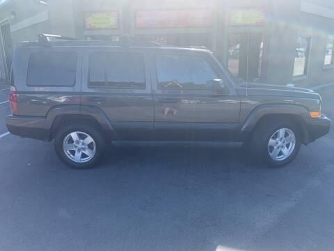 2006 Jeep Commander for sale at Advantage Auto Sales in Garden City ID