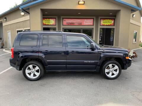 2011 Jeep Patriot for sale at Advantage Auto Sales in Garden City ID