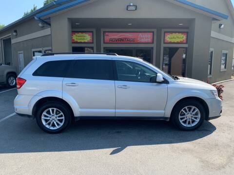 2014 Dodge Journey for sale at Advantage Auto Sales in Garden City ID