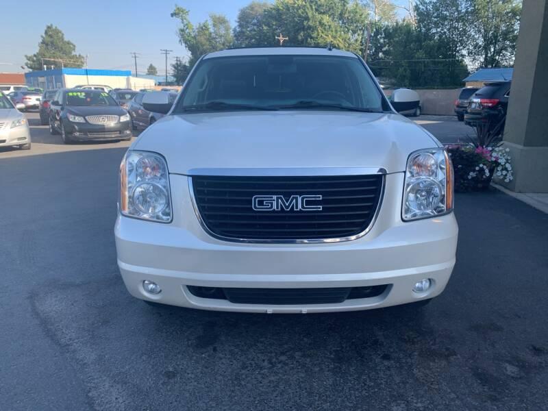 2011 GMC Yukon for sale at Advantage Auto Sales in Garden City ID
