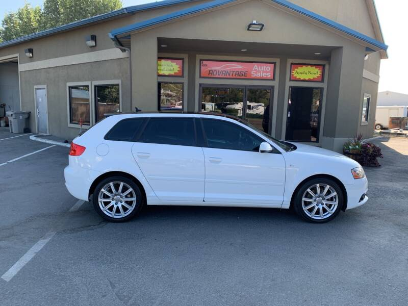 2011 Audi A3 for sale at Advantage Auto Sales in Garden City ID