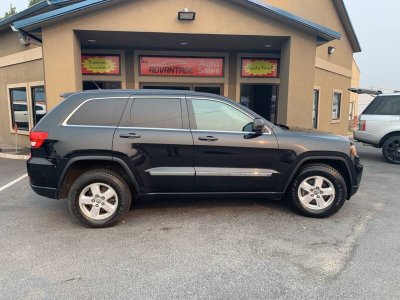 2012 Jeep Grand Cherokee for sale at Advantage Auto Sales in Garden City ID