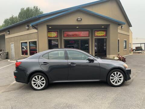2006 Lexus IS 250 for sale at Advantage Auto Sales in Garden City ID
