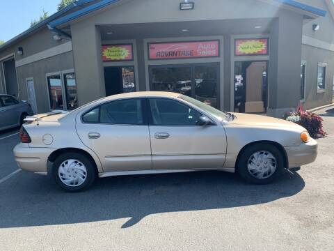 2005 Pontiac Grand Am for sale at Advantage Auto Sales in Garden City ID