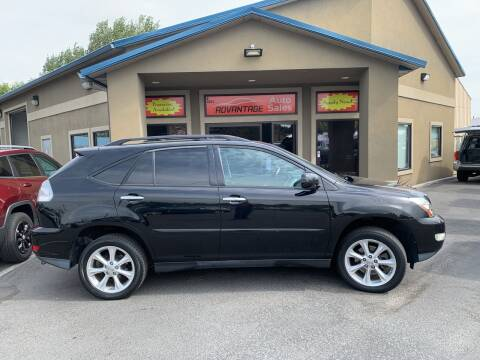 2008 Lexus RX 350 for sale at Advantage Auto Sales in Garden City ID