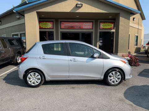 2012 Toyota Yaris for sale at Advantage Auto Sales in Garden City ID