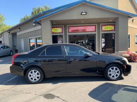2007 Cadillac CTS for sale at Advantage Auto Sales in Garden City ID