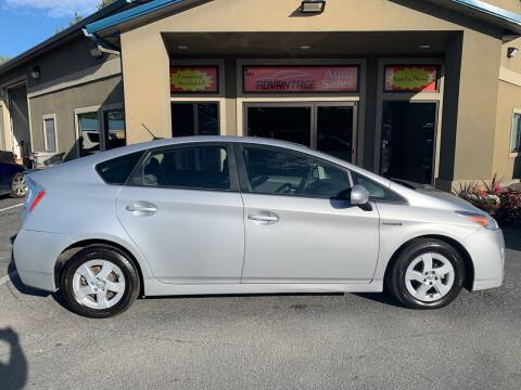 2011 Toyota Prius for sale at Advantage Auto Sales in Garden City ID