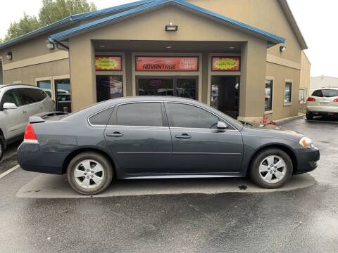 2010 Chevrolet Impala for sale at Advantage Auto Sales in Garden City ID