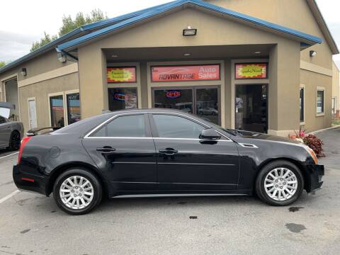 2011 Cadillac CTS for sale at Advantage Auto Sales in Garden City ID