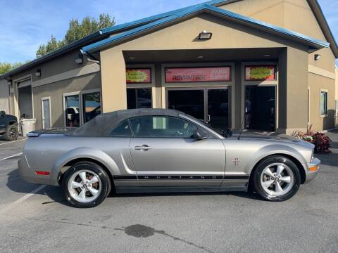 2008 Ford Mustang for sale at Advantage Auto Sales in Garden City ID