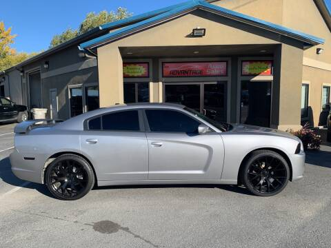 2011 Dodge Charger for sale at Advantage Auto Sales in Garden City ID