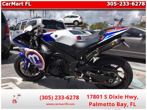 2012 Yamaha YZF-R1 for sale in Palmetto Bay, FL