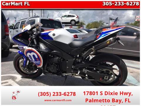 2012 Yamaha YZF-R1 for sale in Palmetto Bay, FL