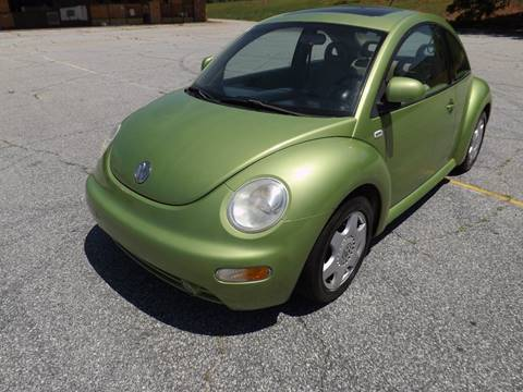 2000 Volkswagen New Beetle for sale in Boiling Springs, SC