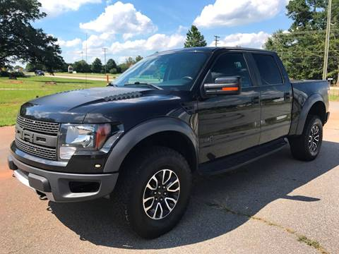 2012 Ford F-150 for sale in Boiling Springs, SC