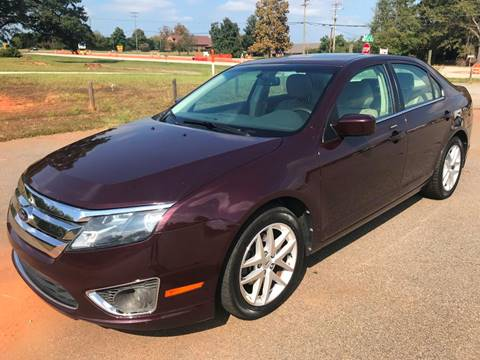 2012 Ford Fusion for sale in Boiling Springs, SC