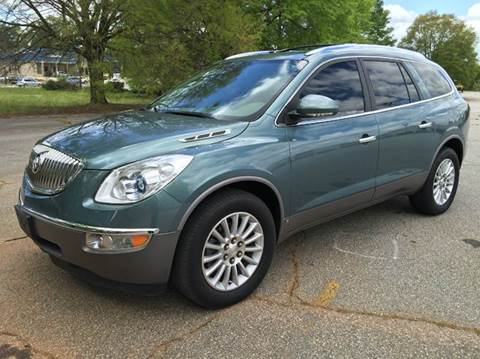 2010 Buick Enclave for sale in Boiling Springs, SC