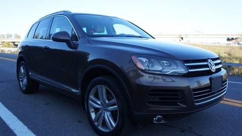 2014 Volkswagen Touareg for sale in Syracuse, NY