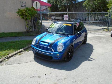 2005 MINI Cooper for sale at Dream Cars 4 U in Hollywood FL