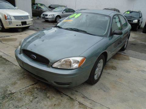 2006 Ford Taurus for sale at Dream Cars 4 U in Hollywood FL