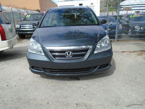 2005 Honda Odyssey for sale at Dream Cars 4 U in Hollywood FL