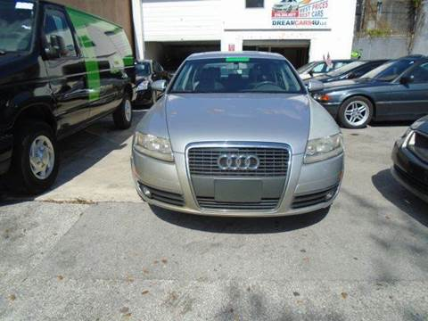 2006 Audi A6 for sale at Dream Cars 4 U in Hollywood FL