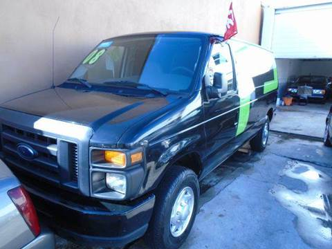 2008 Ford E-Series Cargo for sale at Dream Cars 4 U in Hollywood FL