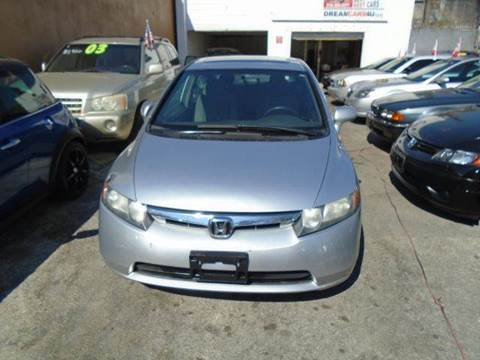 2006 Honda Civic for sale at Dream Cars 4 U in Hollywood FL
