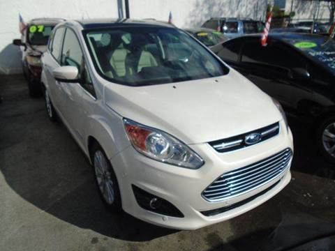 2013 Ford C-MAX Hybrid for sale at Dream Cars 4 U in Hollywood FL
