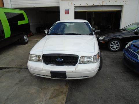 2010 Ford Crown Victoria for sale at Dream Cars 4 U in Hollywood FL