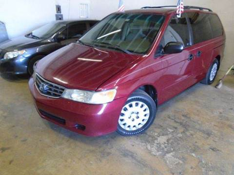 2004 Honda Odyssey for sale at Dream Cars 4 U in Hollywood FL