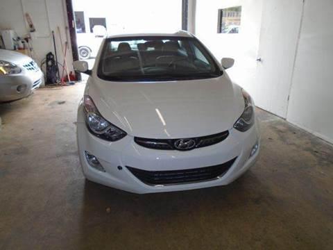 2012 Hyundai Elantra for sale at Dream Cars 4 U in Hollywood FL