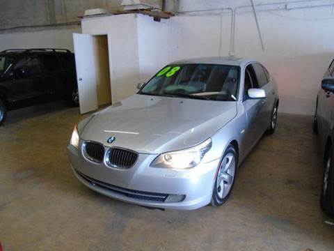 2008 BMW 5 Series for sale at Dream Cars 4 U in Hollywood FL