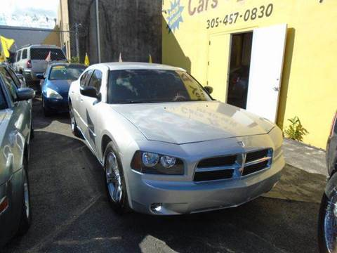 2006 Dodge Charger for sale at Dream Cars 4 U in Hollywood FL