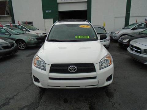 2011 Toyota RAV4 for sale at Dream Cars 4 U in Hollywood FL