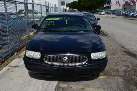 2003 Buick LeSabre for sale at Dream Cars 4 U in Hollywood FL