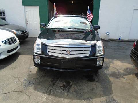 2006 Cadillac SRX for sale at Dream Cars 4 U in Hollywood FL