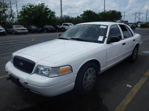2004 Ford Crown Victoria for sale at Dream Cars 4 U in Hollywood FL